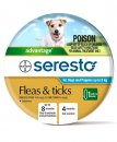 Bayer Seresto for Dogs and Puppies Upto 8kg