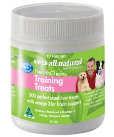Vets All Natural Health Treat Training Treat 275g