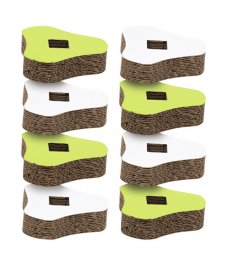 Catit 2.0 Cat Senses Scratch Tower(set of 8)