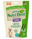 Nylabone NutriDent Fresh Breath 10Pack 520g Large