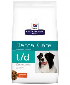 Hills Prescription Diet Canine t/d 11.3kg