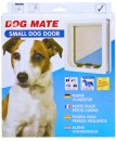 Petmate Dog Mate Dog Door Small White
