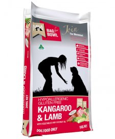 Meals For Mutts Dog Kangaroo Lamb 9Kg