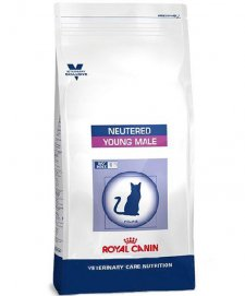 Royal Canin Prescription Feline Neutered Young Male 3.5kg