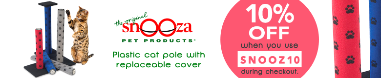 06 - Snooza Cat Pole